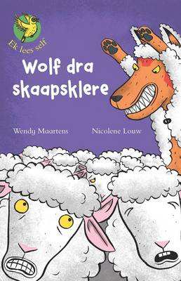 Picture of Wolf dra skaapklere