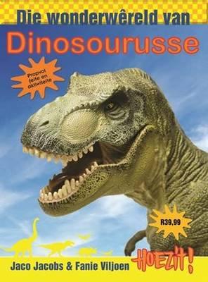 Picture of Hoezit! Die wonderwereld van dinosourusse