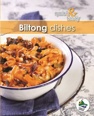 Picture of Biltong dishes