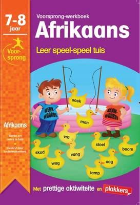 Picture of Voorsprong-werkboek Afrikaans