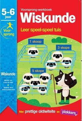 Picture of Voorsprong-werkboek wiskunde