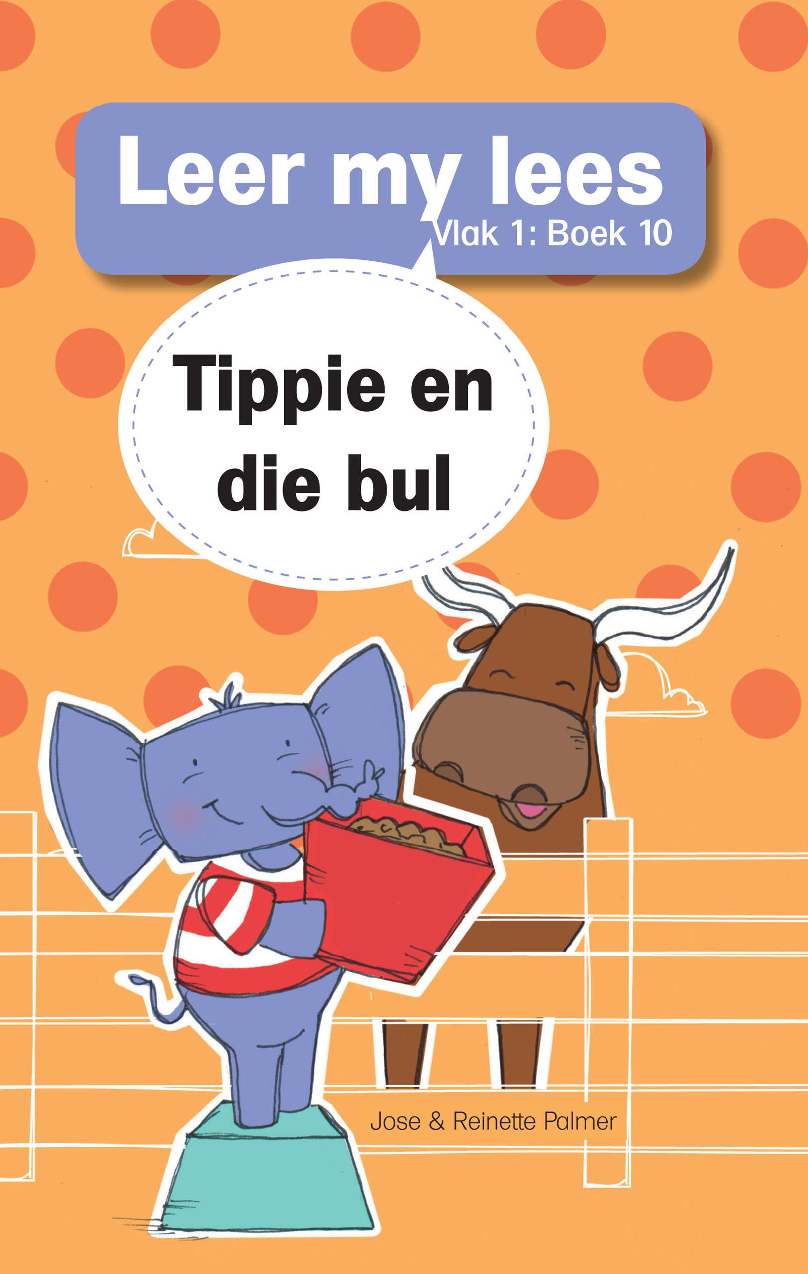 Picture of Tippie En Die Bul: Boek 10