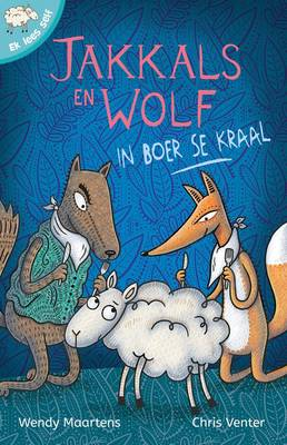 Picture of Jakkals en Wolf in Boer se kraal