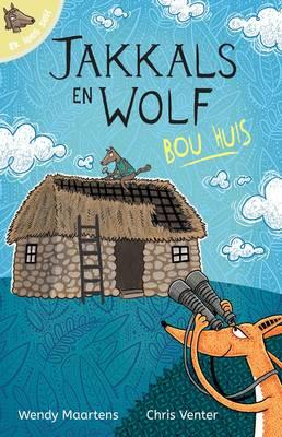 Picture of Jakkals en Wolf bou huis