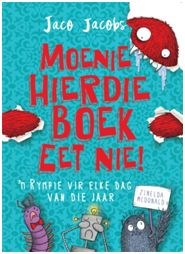Picture of Moenie hierdie boek eet nie!
