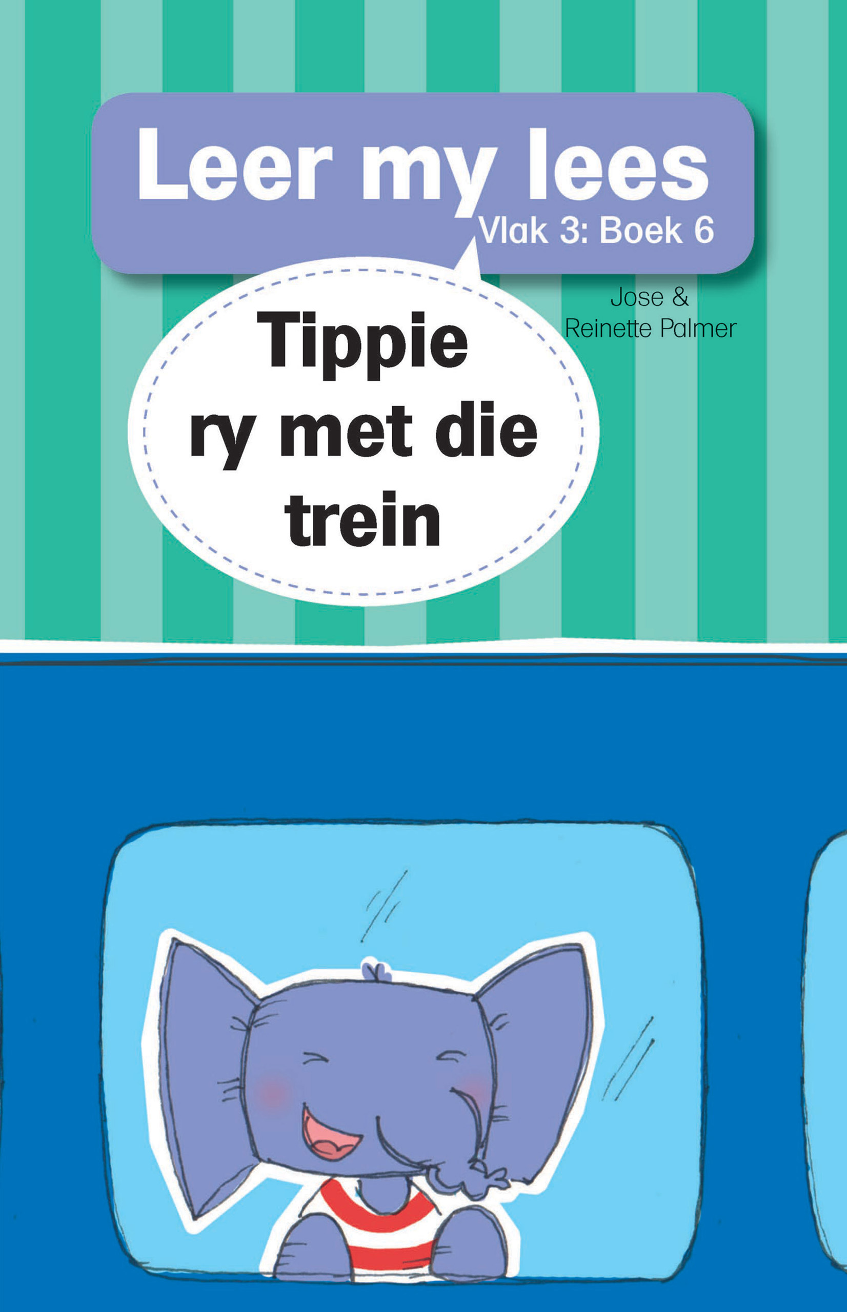 Picture of Tippie ry met die trein