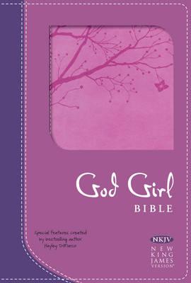 Picture of God Girl Bible-NKJV-Tree Design