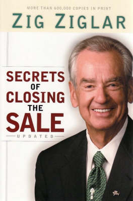 Picture of Secrets of Closing the Sale