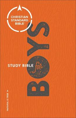 Picture of CSB Study Bible for Boys