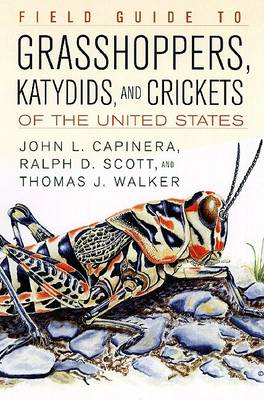 Picture of Field Guide to Grasshoppers, Katydids, and Crickets of the United States