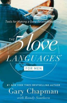 Picture of The 5 Love Languages for Men: Tools for Making a Good Relationship Great