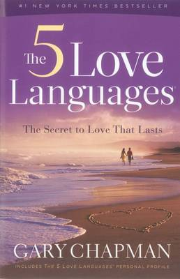 Picture of The Five Love Languages: How to Express Heartfelt Commitment to Your Mate