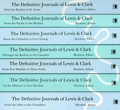 Picture of The Definitive Journals of Lewis and Clark