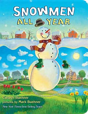 Picture of Snowmen All Year Board Book