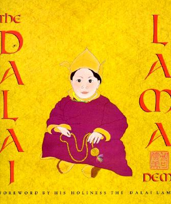 Picture of Dalai Lama, a Biography of the Tibetan Spiritual and Political Leader
