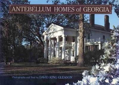 Picture of Antebellum Homes of Georgia