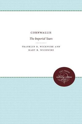 Picture of Cornwallis: The Imperial Years