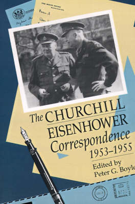 Picture of The Churchill-Eisenhower Correspondence, 1953-1955