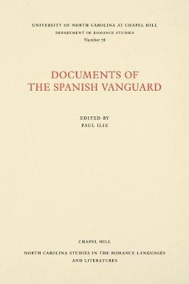 Picture of Documents of the Spanish Vanguard