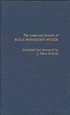 Picture of Letters and Journals of Paula Modersohn-Becker