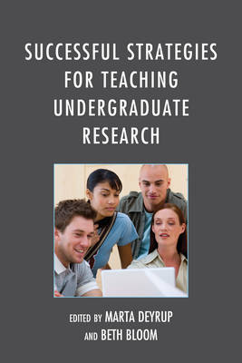 Picture of Successful Strategies for Teaching Undergraduate Research