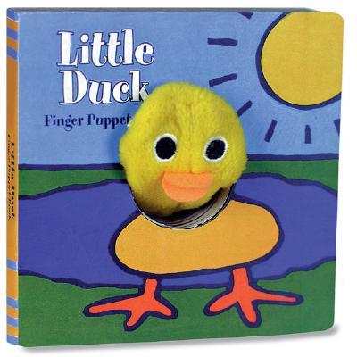 Picture of Little Duck: Finger Puppet Book