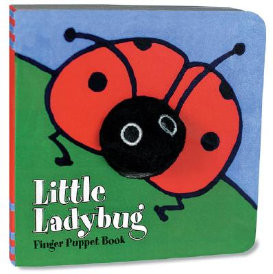 Picture of Little Labybug: Finger Puppet Book