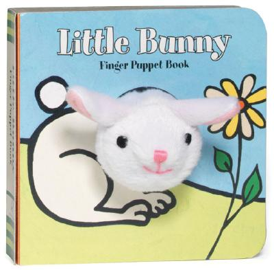 Picture of Little Bunny Finger Puppet Book