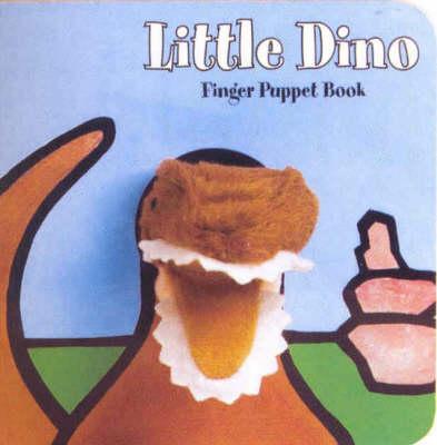 Picture of Little Dinosaur Finger Puppet Book