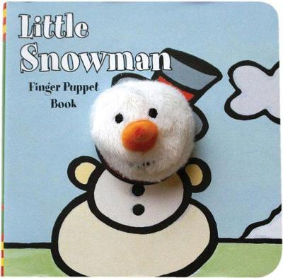 Picture of Little Snowman Finger Puppet Book