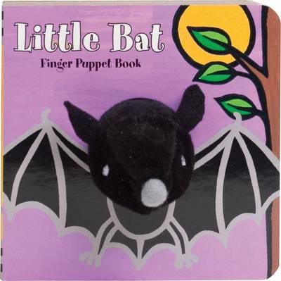 Picture of Little Bat Finger Puppet Book