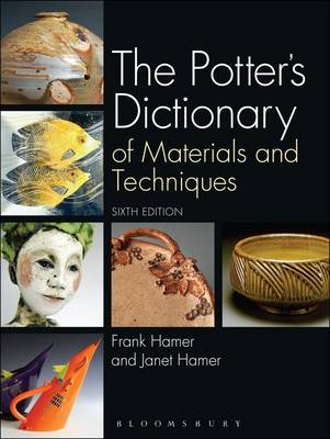 Picture of The Potter's Dictionary of Materials and Techniques