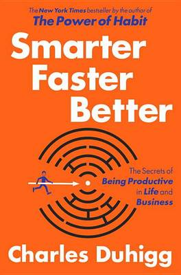 Picture of Smarter Faster Better: The Secrets of Being Productive in Life and Business