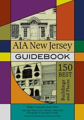 Picture of Aia New Jersey Guidebook: 150 Best Buildings and Places