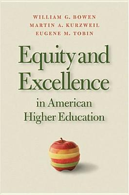Picture of Equity and Excellence in Higher Education