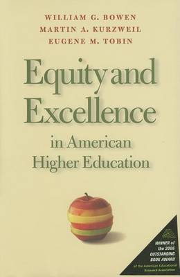Picture of Equity and Excellence in American Higher Education