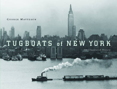 Picture of Tugboats of New York: An Illustrated History