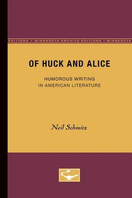 Picture of Of Huck & Alice Pb