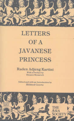 Picture of Letters of a Javanese Princess