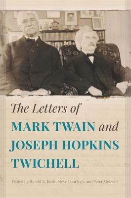 Picture of The Letters of Mark Twain and Joseph Hopkins Twichell