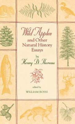 Picture of Wild Apples and Other Natural History Essays