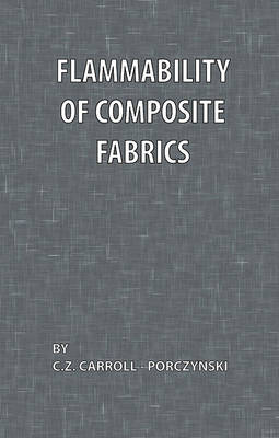 Picture of Flammability of Composite Fabrics