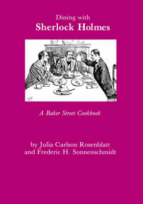 Picture of Dining with Sherlock Holmes: Baker Street Cook Book