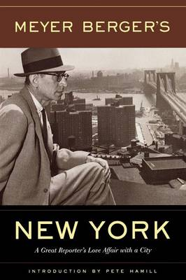 Picture of Meyer Berger's New York