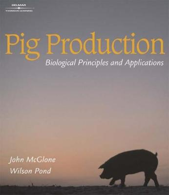 Picture of Pig Production: Biological Principles and Applications