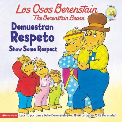 Picture of Los Osos Berenstain Demuestran Respeto / Show Some Respect