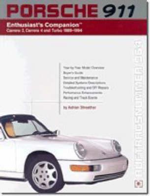 Picture of Porsche 911 Enthusiast's Companion: Carrera 2, Carrera 4, and Turbo 1989-1994