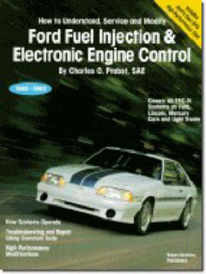 Picture of Ford Fuel Injection and Electronic Engine Control, 1988-93