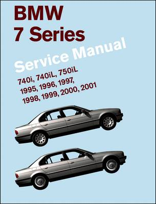 Picture of BMW 7 Series Service Manual 1995-2001 (E38): 740i, 740iL, 750iL