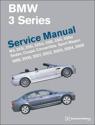 Picture of BMW 3 Series (E46) Service Manual 1999, 2000, 2001, 2002, 2003, 2004, 2005: M3, 323i, 325i, 325xi, 328i, 330i, 330xi, Sedan, Coupe, Convertible, Sport Wagon